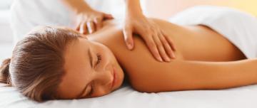 Angebot: Rückenmassage
