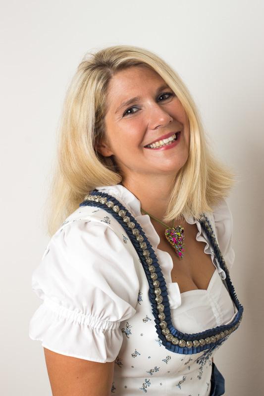 Hier befindet sich ein Bild von Julia Grausenburger