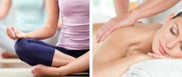 Angebot: Yoga plus Massage
